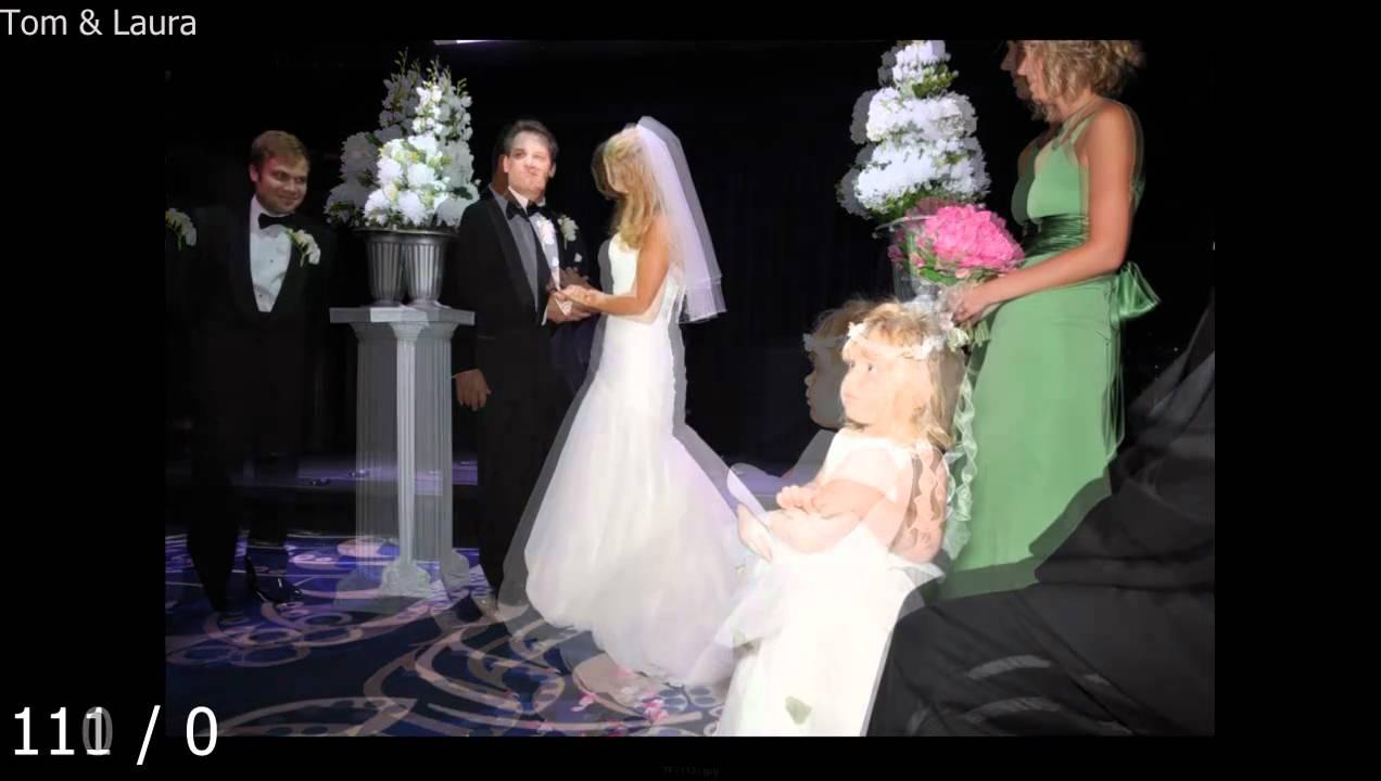 Norwegian cruise ship wedding