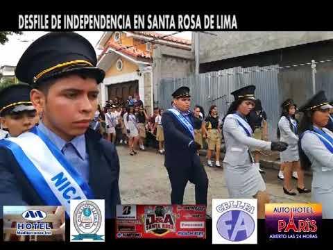 Desfile Santa Rosa De Lima