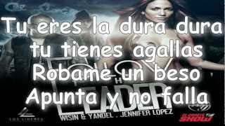 Wisin & Yandel - Follow The Leader ft. Jennifer Lopez (letra)