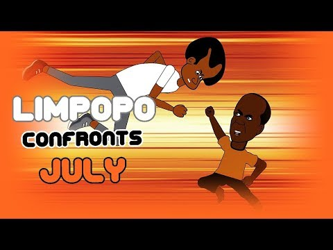 Limpopo Wapopaye confronts Boti July