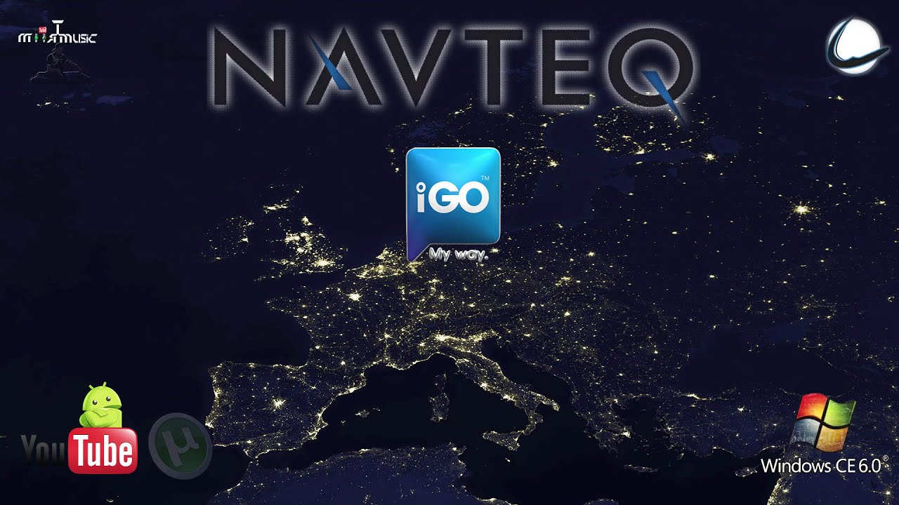 navteq europe gratuit