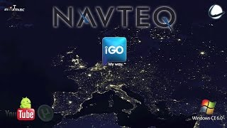 iGO R3 HERE Navteq  Europe Q4. + Actualizar mapas en iGO8,MyWay,Amigo,Primo,NextGen,Youtube,MEGA