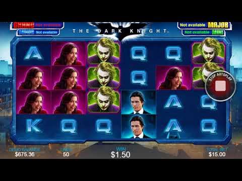 The Dark Knight (Playtech)