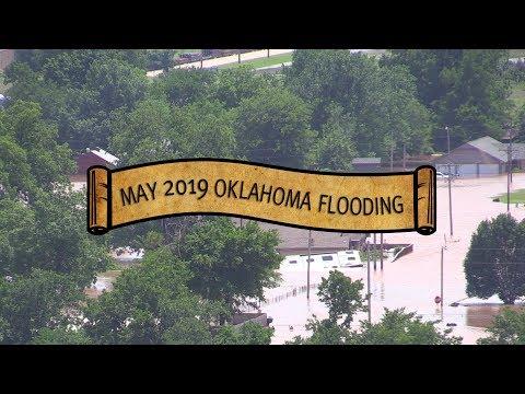 May 2019 Tulsa, Oklahoma Flooding (no commentary)