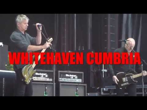 The Stranglers: live @ Whitehaven 5th July 2014