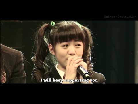Moa Kikuchi's Farewell Message to Suzuka Nakamoto [Fan Edit] [Eng Sub] [Sakura Gakuin] [BABYMETAL]