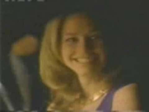 Mentos commercial Dress with Meredith Monroe from the 90s