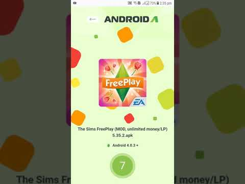 Download The Sims FreePlay (MOD, Unlimited Money/LP) Free On Android With Link