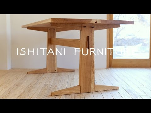 Ishitani Making A Kigumi Table Woodworking