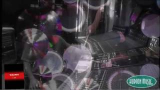 Neil Peart: Drum Kit Setup