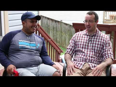 Two Men Talking NFP