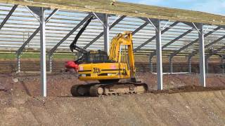 Building a Cow Shed (16)