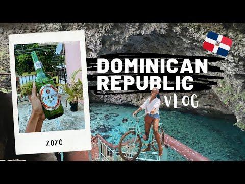 Santo Domingo, Dominican Republic 2020   Solo Travel Vlog