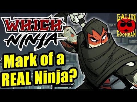 Mark of the Ninja\'s REAL Shinobi Origins! - Which Ninja