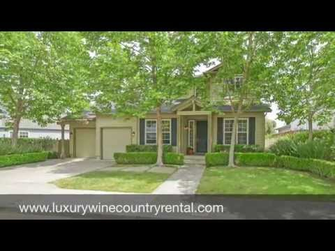 St. Helena ~ Napa Valley Luxury Rental Opportunity