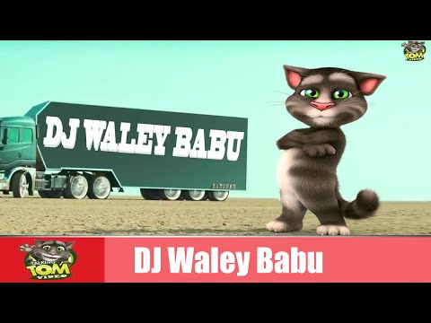 DJ Wale Babu Song | Badshah | Full HD Video Talking Tom Version | Talking Tom Video