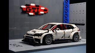 LEGO Technic MOC VW Golf GTI TCR