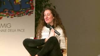 Simona Atzori al Sermig - Università del Dialogo