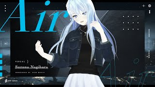 Air - 凪原涼菜 (Official Video)