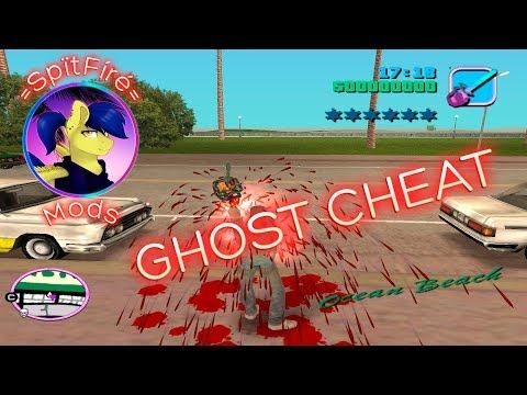 GTA Vice City Ghost Cheat