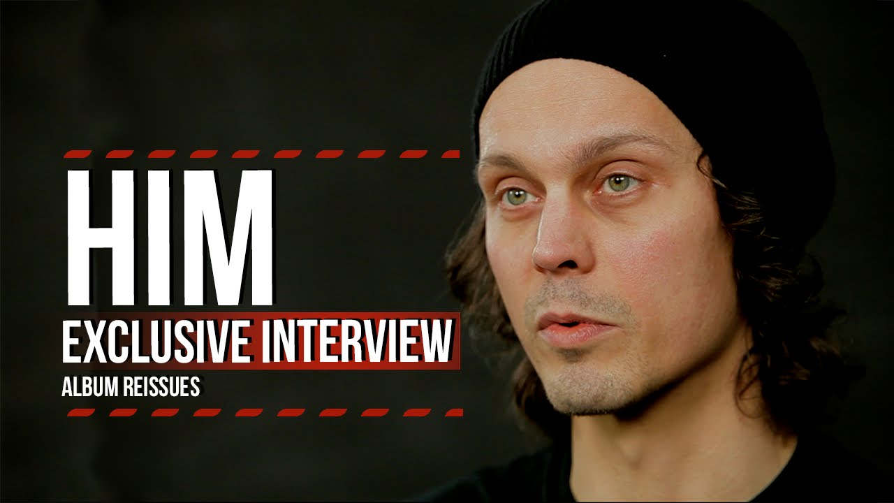 HIM's Ville Valo on Classic Album Reissues - YouTube