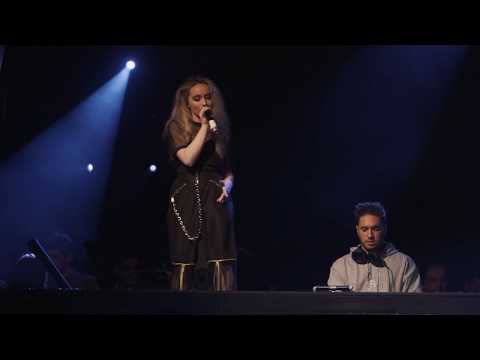 Jonas Blue and Sabrina Carpenter Live at NOTO Philadelphia