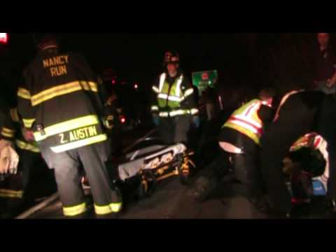 11.26.09 - Motorcycle Accident, Palmer Twp., PA