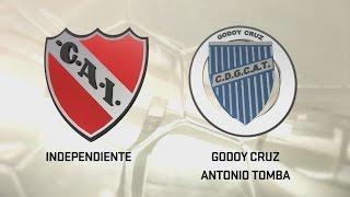 CA Independiente vs Godoy Cruz Mza. full match