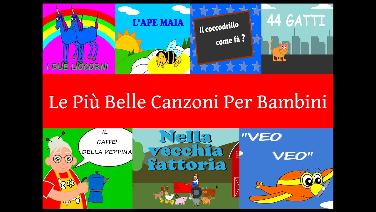compilation canzoni per bambini download torrent