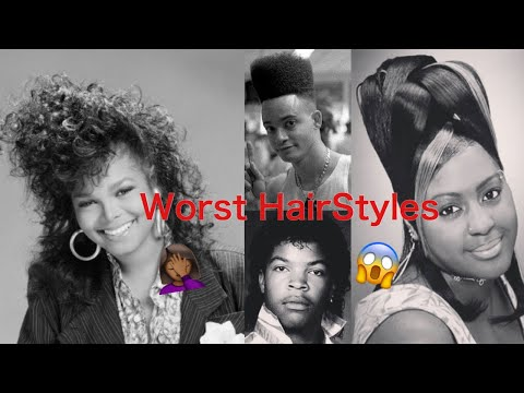 The WORST Hairstyles in Black History