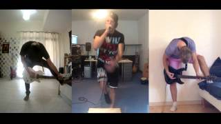 Asking Alexandria Poison Vocal Guitar Cover