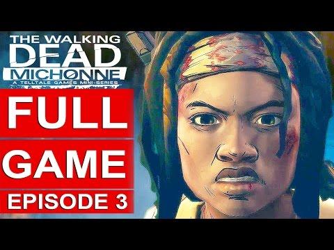 The Walking Dead Michonne Episode 3 Gameplay Walkthrough Part 1 [1080p HD] FULL EPISODE (ENDING)