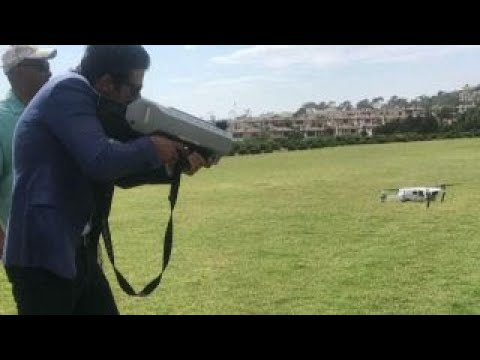 New device zaps rogue drones out of the sky
