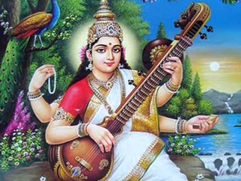 Saraswati Stotaas 1 with Bengali translation