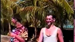 Paradise Cove Christmas 1996. Western Samoa.