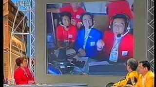 經典回憶 1998年   法國世界盃 家明同陳Sir 互相開火阿叔出聲主持公道 , 短片