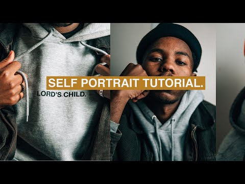 How To Take Photos By Yourself (self Portrait Tutorial).