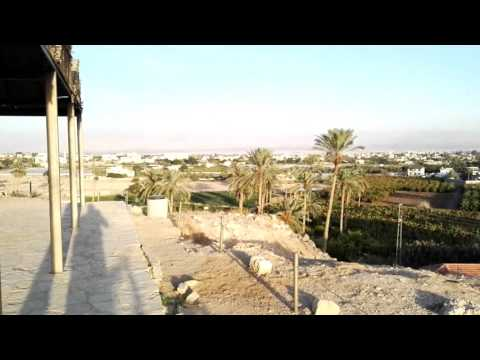 A visit to the world's oldest city - Tel Jericho (Tell al-Sultan)