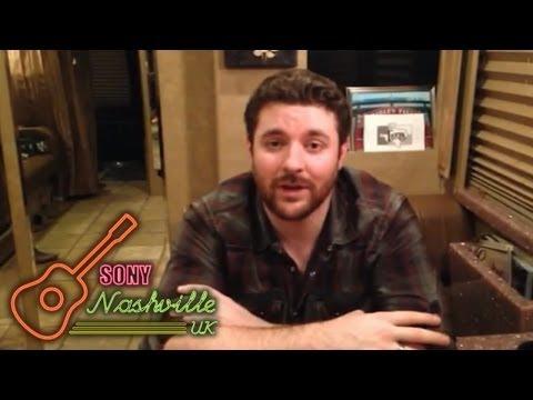 Chris Young - Sony Nashville UK Twitter Message | Sony Nashville UK