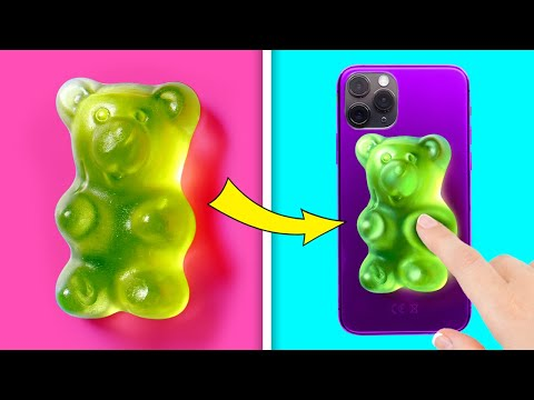 21 BRILLIANT PHONE CASE DIYs TO MAKE YOU LOOK COOL