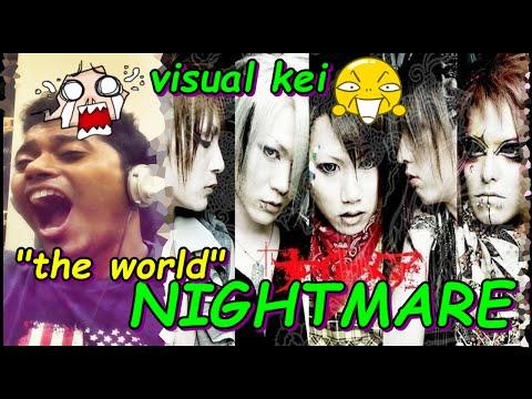 the WORLD  ナイトメア Nightmare PV REACTION