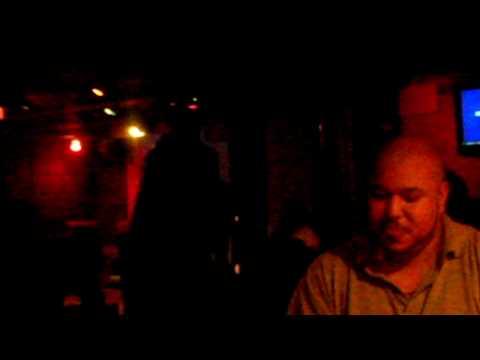 ASIAN MAN SINGING KERI HILSON KNOCK YOU DOWN @ KARAOKE NIGHT IN BROOKLYN