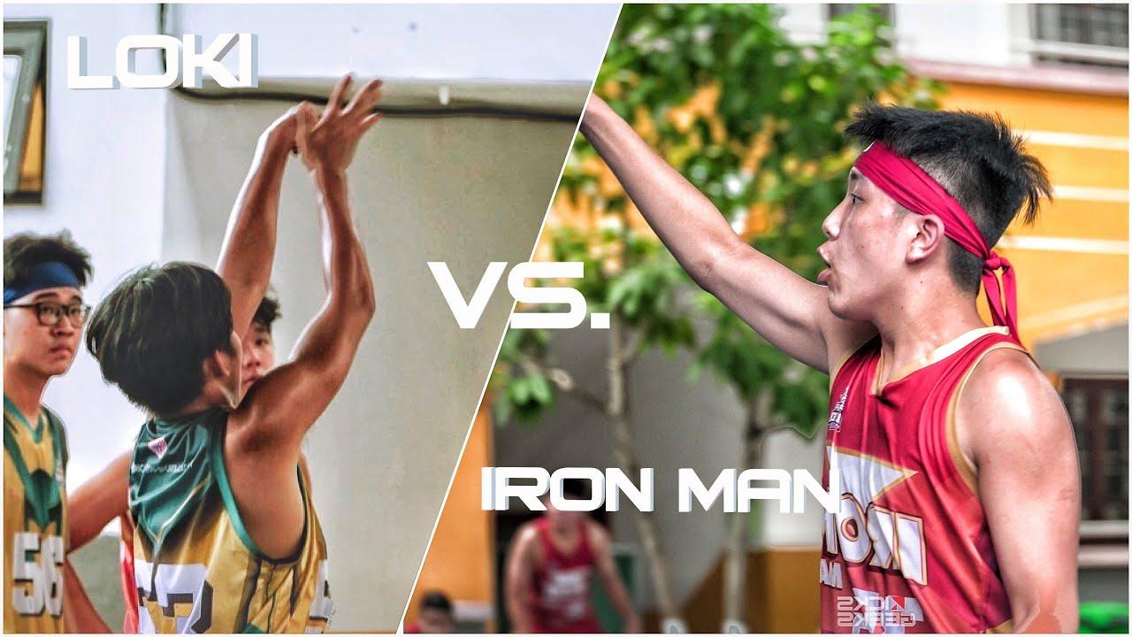 Phan Trọng Tài, Gia Huy đánh bại Phương Đình An | Iron Man vs. Loki | ASA Avengers Cup 2020