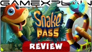 Snake Pass - REVIEW (Nintendo Switch)