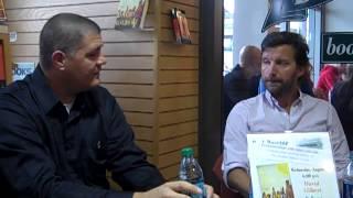 David Gilbert and Adam Johnson in Conversation