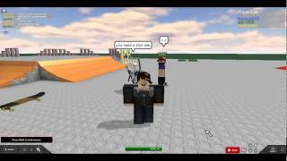 this guy claims to be ROBLOX