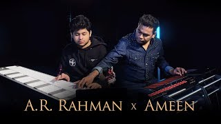A. R. Rahman x A.R. Ameen | Jam Sessions