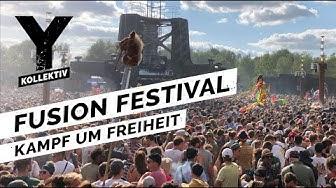 Fusion - Ein Festival kämpft für Freiheit ohne Polizei