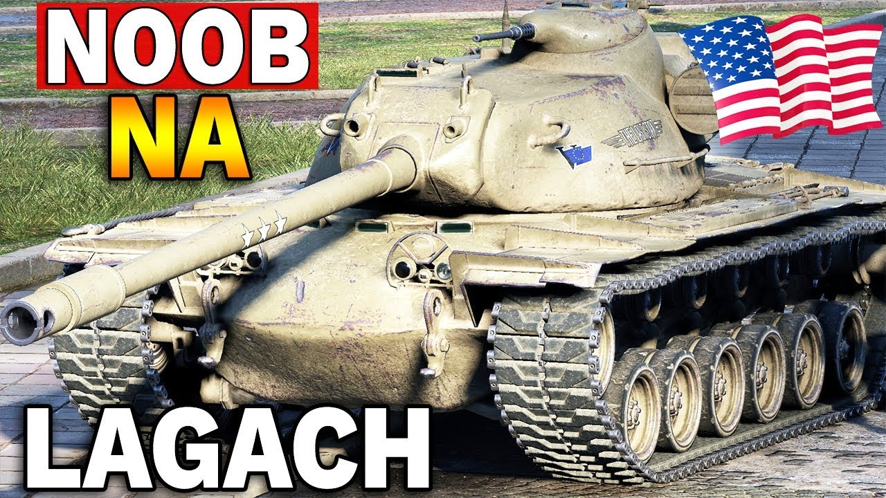 NOOB NA LAGACH – World of Tanks
