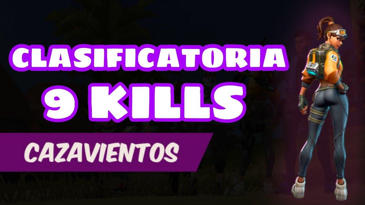 Jugamos clasificatoria con cazavientos!!! [9 kills] ~Omega Legends~